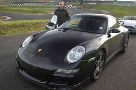 Supercars Scotland -  Passenger Hot Laps or Supercar Experience - Save 0%