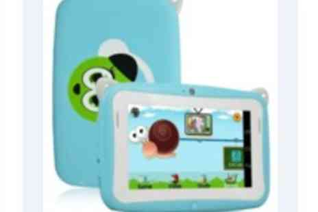 Web18 - 4.3 inch childrens panda tablet, available in two colours - Save 50%