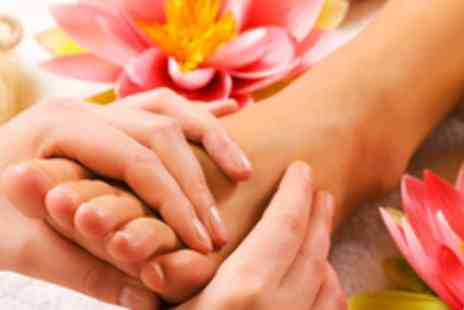 Amora Beauty - One hour Thai foot massage - Save 60%