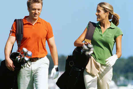 Rodway Hill Golf Club - 18 Holes of Golf for Two - Save 66%