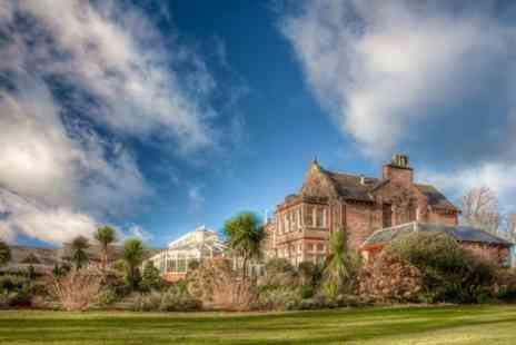 Auchrannie Resort - One Night Stay For Two - Save 0%