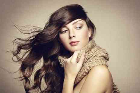 Frank Mazzotta at Bloomin Beautiful - Cut, Condition and Blow Dry - Save 0%