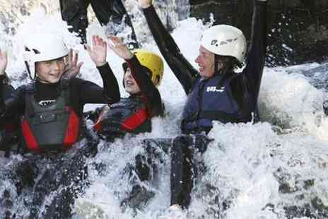 Adventure Okehampton - Gorge Scrambling Taster Session For Two - Save 50%