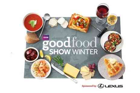 BBC Good Food Show Winter - Afternoon Entryto  BBC Good Food Show Winter - Save 0%