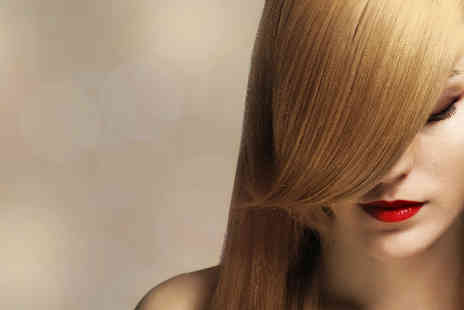 Kiss Hair & Beauty - Cut and finish with colour - Save 66%