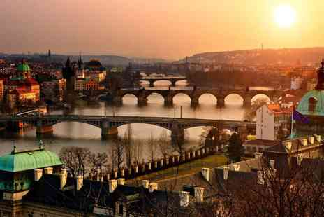 NH Prague - Two nights  stay at the 4 star Hotel with breakfast, wellness & optional extra night - Save 44%