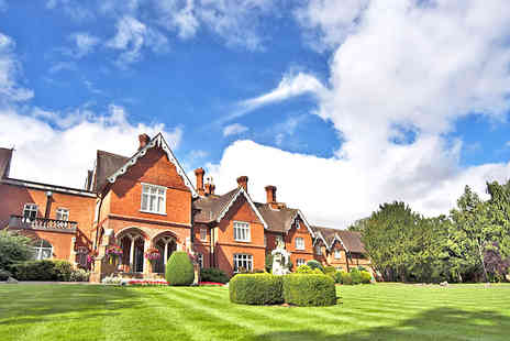Handpicked Hotels  - Scenic Hampshire Countryside Stay with Dinner - Save 29%