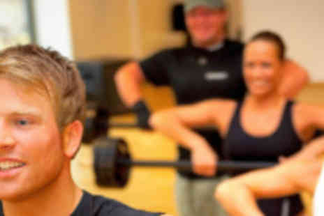 DC Fitness - Ten 60 Minute Fitness Boot Camp Sessions - Save 90%