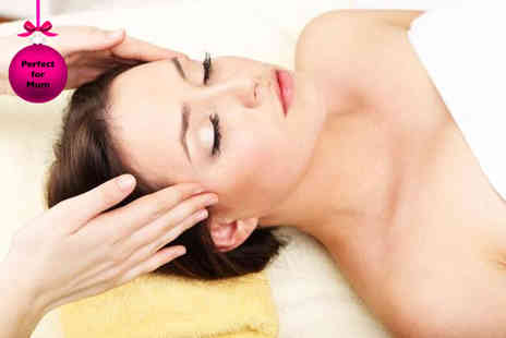 Crown Beauty - Winter pamper package including Dermalogica facial, head, neck & shoulder massage and express mani & pedis  - Save 78%