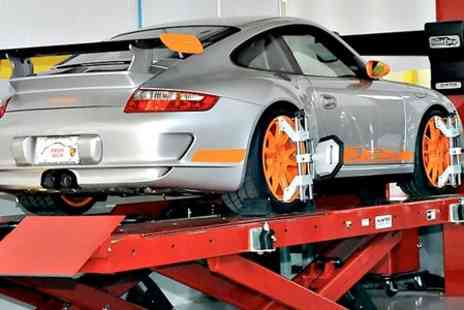Supertreads Automotive -  MOT Test, 68 Point Service or Both - Save 65%