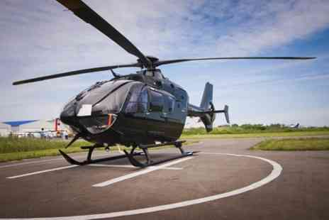 Heli Adventures - Cotswolds Helicopter Sightseeing Flight - Save 44%