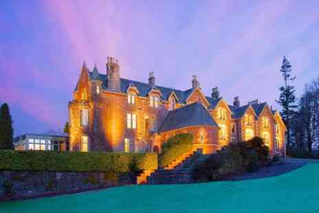 Cromlix Hotel - One Night Stay For Two With Breakfast and £20 Dinner Credit  - Save 0%
