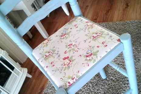 The Craft Studio - Shabby Chic Upcycling Workshop  - Save 0%