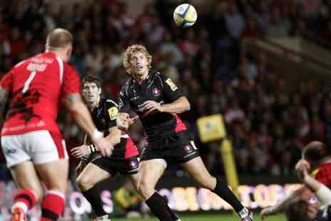 Gloucester Rugby - Ticket to Gloucester v Zebre, European Rugby Challenge Cup  - Save 0%
