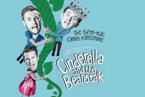 Sleeping Trees - Ticket to see Cinderella and the Beanstalk   - Save 33%