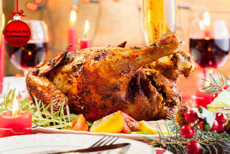 Blundell Street - Three course Christmas lunch or dinner including live music and DJ  - Save 52%