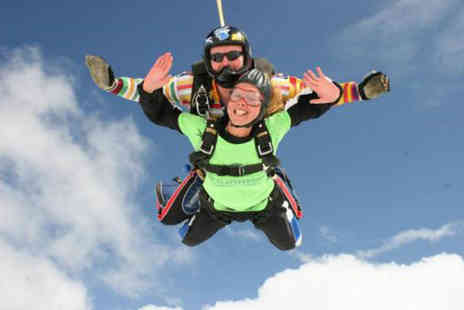 Skydive St George - Tandem sky dive for one  - Save 0%