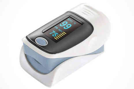 Avenre public - Fingertip Pulse Oximeter, Delivery Included - Save 68%
