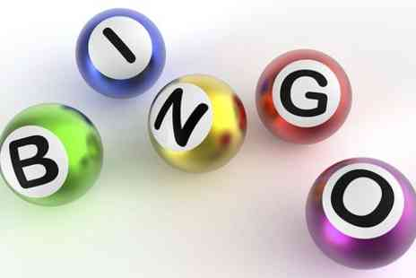 Ritz Bingo Hall Belper - Afternoon Bingo With a Mealfrom - Save 35%