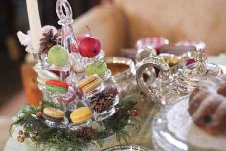 Sweet Temptations - Festive or Traditional Afternoon Tea For Two - Save 0%