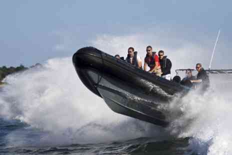 Seadogz - 60 Minute Extreme RIB Ride - Save 0%