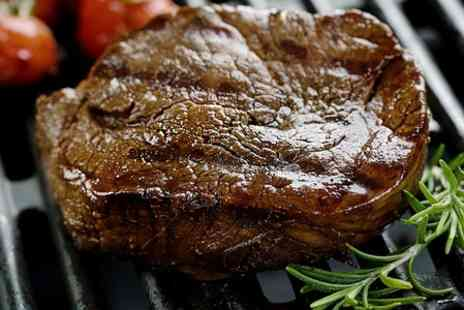 Ashbys Boutique Hotel - Two Course Steak Lunch For Two - Save 52%