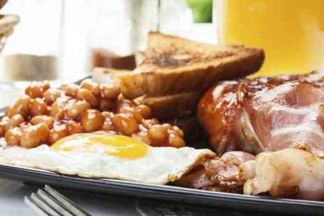 The Bull Hotel - Breakfast For Two With Hot Drink or Prosecco - Save 55%