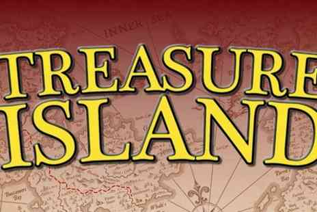 Hartshorn Hook Productions -  First Priced Ticket for Treasure Island  - Save 25%