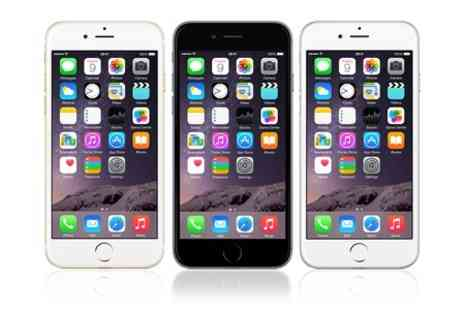 Mobiles.co.uk - Apple iPhone 6 16GB on a 24 Month Contract  - Save 0%