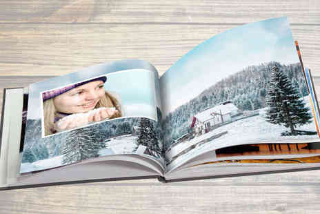 myphotobook - 36 Page Hardcover Classic Photo Book; or iPad Sized Photo Book - Save 60%