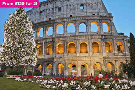 Worldhotel Ripa Rome - Two Night Stay for Two with Breakfast and Bottle of Wine  - Save 0%