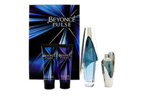 Just She Cosmetics - Beyonce Pulse 4 Piece Gift Set - Save 53%