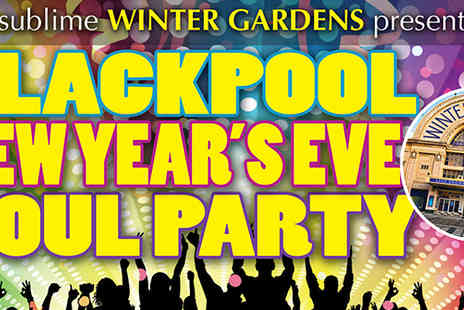 Music and Media Consultancy - One tickets to The BIG New Years Eve Soul Party - Save 50%