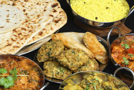 New Rimjhim - Two courses of Indian cuisine for two  - Save 66%