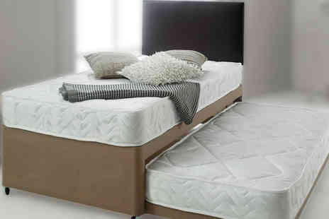 Einfeld - Luxury Guest Beds & 2 Single Mattresses - Save 60%