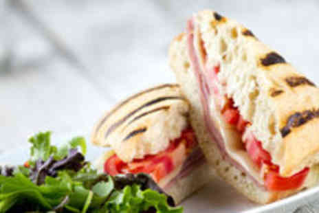 The Hole In the Wall Cafe - Enjoy Lunch for 2 - Save 58%
