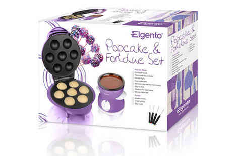 eCom Group - Elgento Popcake & Fondue Pack - Save 52%