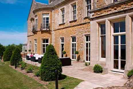Wyck Hill House Hotel & Spa - Impossibly Romantic Stay with Spa & Meals - Save 45%