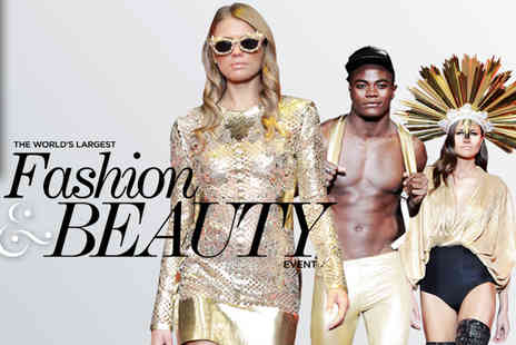 Clothes Show Live - Ticket to Clothes Show Live 2014 in association - Save 42%