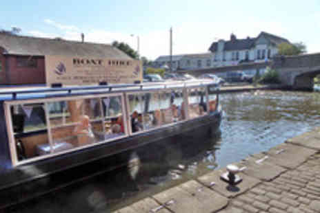 Burscough Boat Trading - Serene Canal Cruise with Afternoon Tea - Save 59%