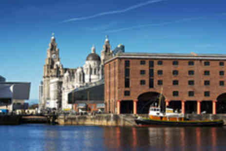 The Richmond Hotel - Festive Liverpool City Escape for Two with Dinner - Save 59%