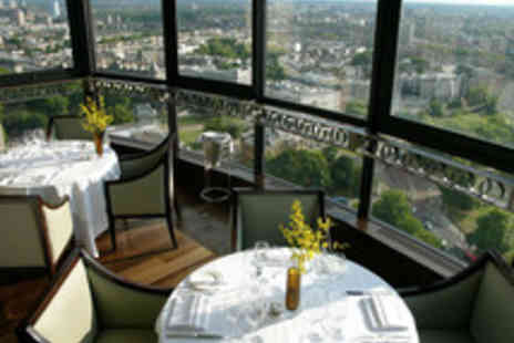 Galvin at Windows - Michelin Starred Dining with Drinks  - Save 0%