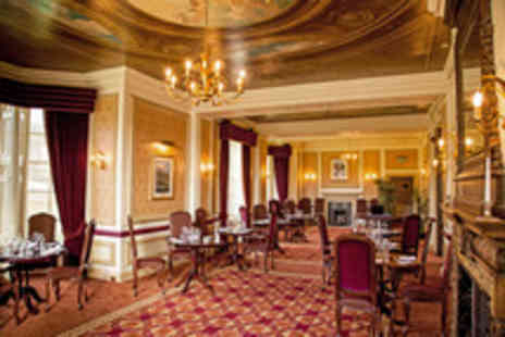 Cringletie House - Historic Castle Hotel Stay Near Edinburgh for Two with Breakfast - Save 49%