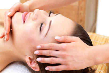 Kai Kos - Full Body Massage, Essentially Prescriptive Facial, and Shellac Manicure and Pedicure - Save 58%