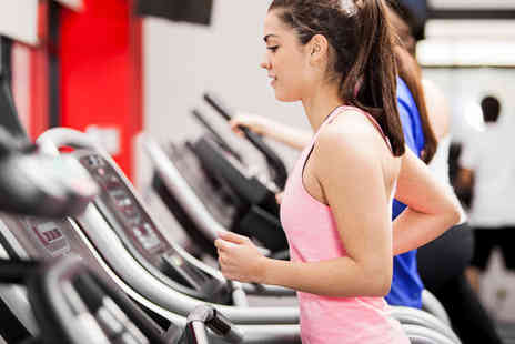 Paramount Health and Fitness - Ten Gym and Class Passes for One  - Save 88%