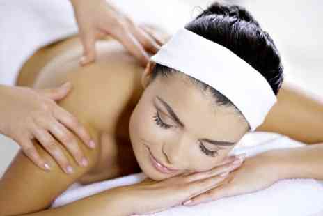 Maariyas Beauty Secret & Spa - Back Massage With Facial  and Indian Head Massage - Save 0%