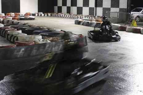 B P Karting - 20 Laps of Go Karting For Two - Save 50%