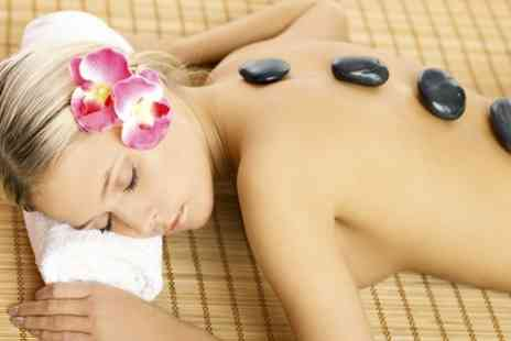 The Only Way is Wessex - One Hour Massage Such as Hot Stone - Save 0%