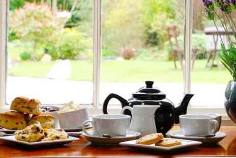 Combe House Hotel - Prosecco Cream Tea For Two - Save 50%