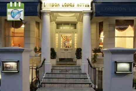 London Lodge Hotel -  London Stay For Two With Breakfast  - Save 0%